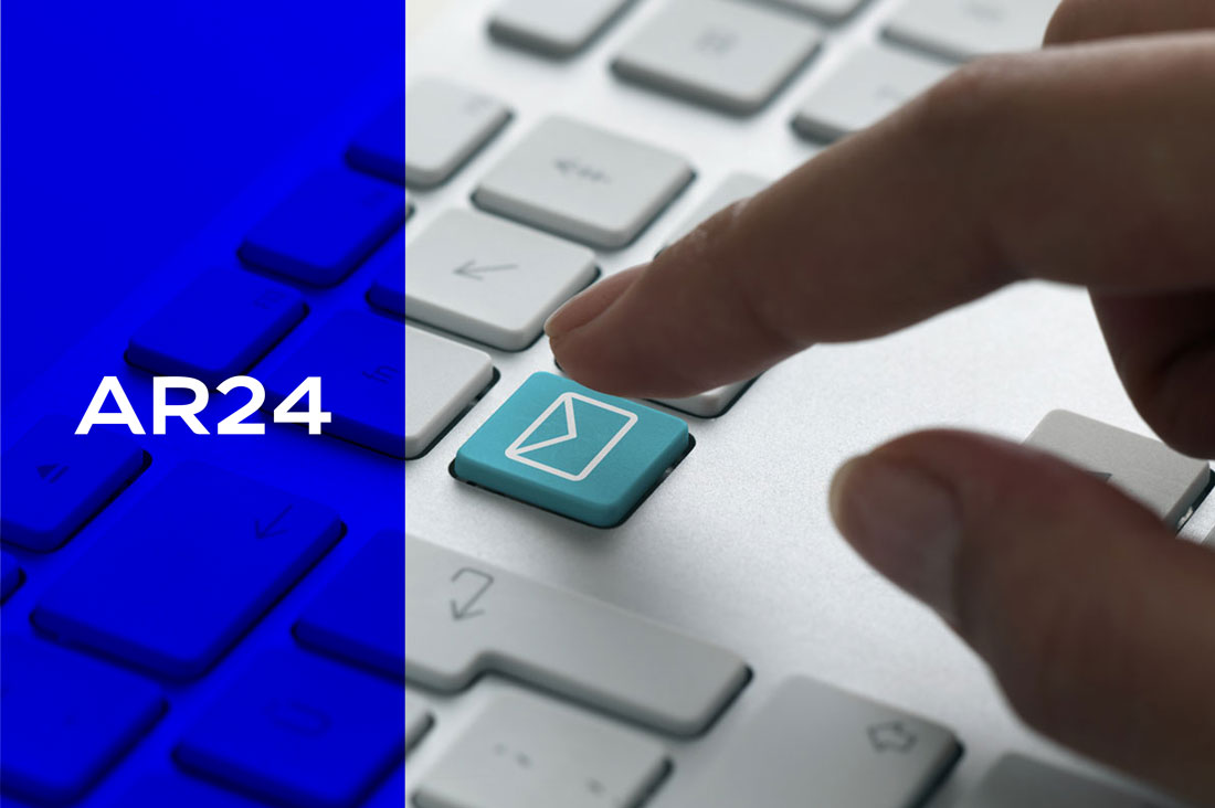 Envois recommandés en ligne : tour d'horizon des produits d'AR24