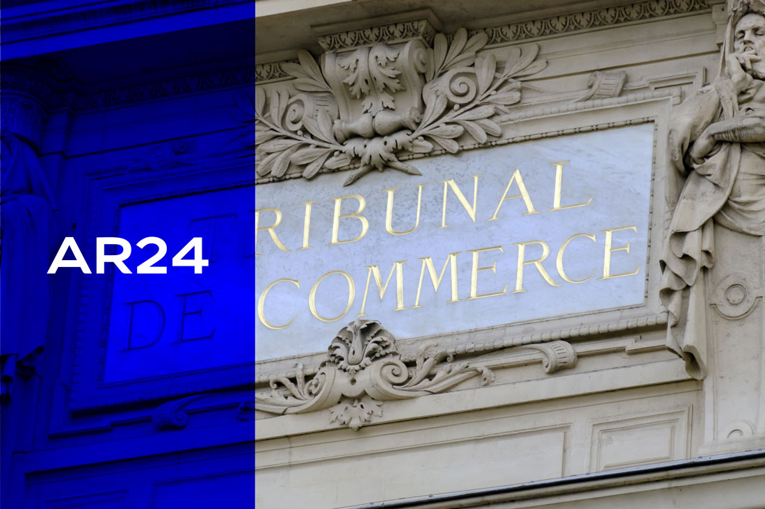 Peut-on saisir le président du Tribunal de Commerce par LRE ?