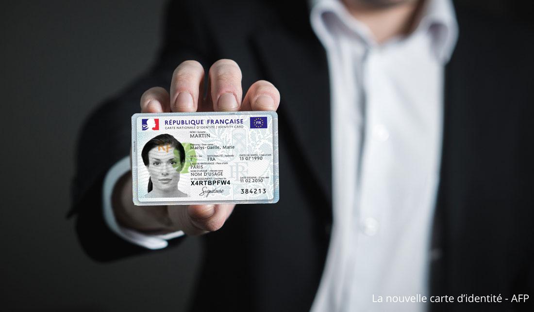 Comment faire une demande pour la nouvelle carte d'identité nationale ?